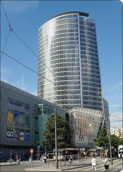 La part dieu fenottetricote for Centre commercial grand tour