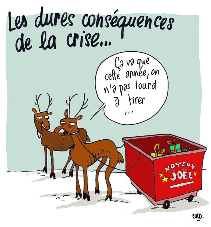 Humour no l fenottetricote - Dessin humour noel ...